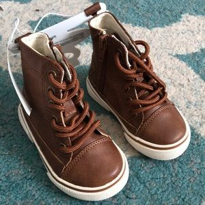 Other - Brown baby boots